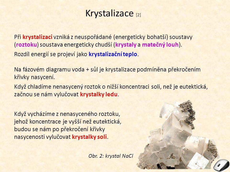 Krystalizace [2]